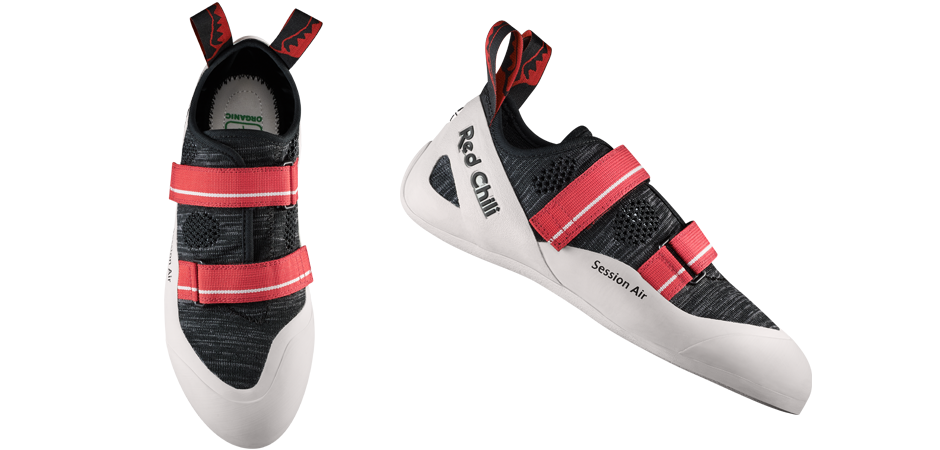RedChili Climbing Shoe for climbing gyms and rental businesses SessionAir 2019