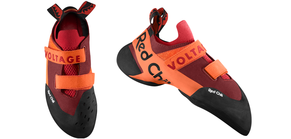 Red Chili Voltage Climbing Shoe Highend