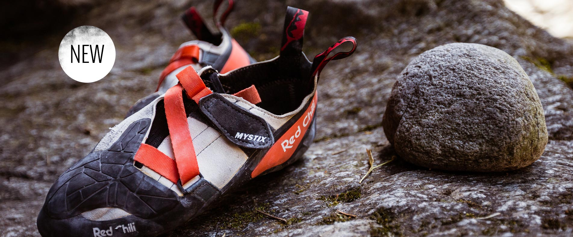 red chili new collection 2021 climbing shoe mystix